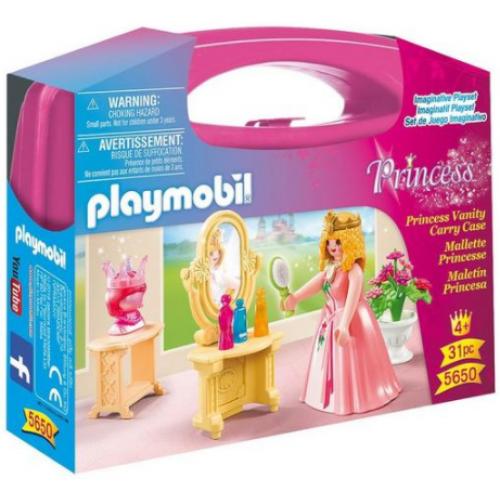 Playmobil 5650 Βαλιτσάκι Πριγκιπικό μπουντουάρ - 1107
