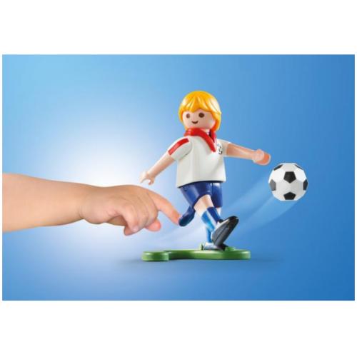 Playmobil 5654 Βαλιτσάκι Σετ εξάσκησης ποδοσφαίρου - 1108