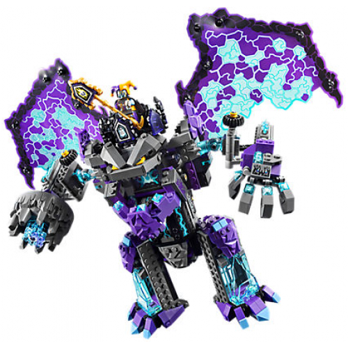 LEGO 70356 The stone Colossus of Ultimate Destruction - 1117