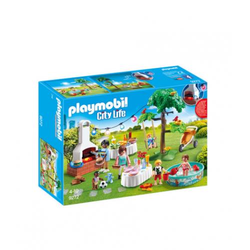 Playmobil 9272 Πάρτυ στον κήπο με barbecue - 1149