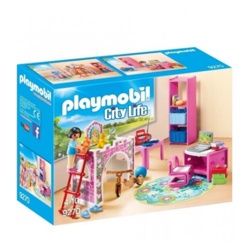 Playmobil 9270 Παιδικό Υπνοδωμάτιο - 1151
