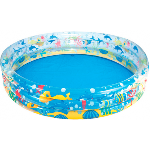 "Bestway πισίνα 3-δακτυλίων ""Βαθιά βουτιά"" 51004 - 1169"