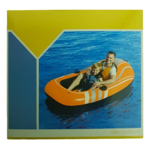 Βάρκα θαλάσσης φουσκωτή 2 ατόμων 12780 - 1177 - ΟΕΜ