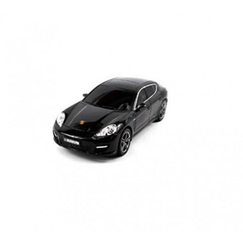Αυτοκινητάκι τηλεκατευθυνόμενο ασύρματο GK Races Series Porsche Panamara Turbo 1:24 Emulation - 1276 - Μαύρο - ΟΕΜ