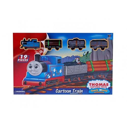 Τρενάκι THOMAS CARTOON TRAIN με κίνηση - 1278 - OEM