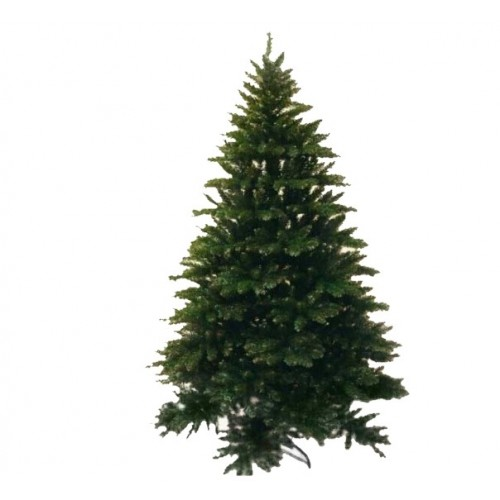 Χριστουγεννιάτικο Δέντρο με μεταλλική βάση Πίνδος 1.5μ Πράσινο - 1268 - OEM