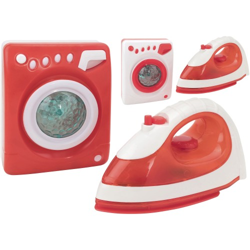 GLOBO W'TOY WASH AND IRON 38449 - 1705