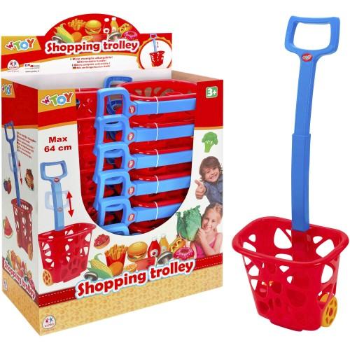 GLOBO W'TOY Shopping Trolley 40376 - 1709