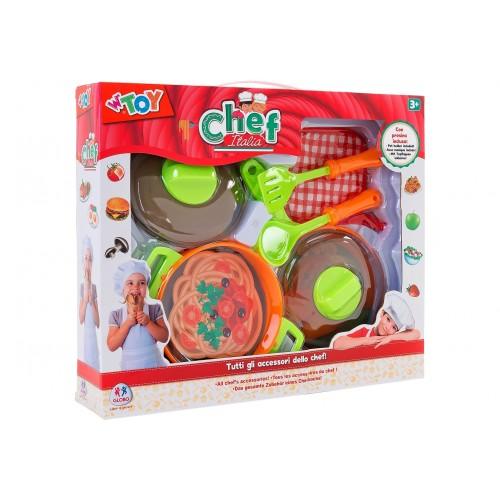 GLOBO W'TOY All Chef's Accessories 37735 - 1711