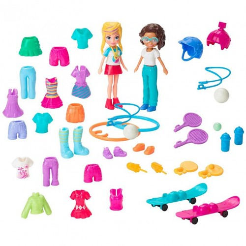 MATTEL Polly Pocket Servin' Style Fashion Pack GGJ50 - 1952