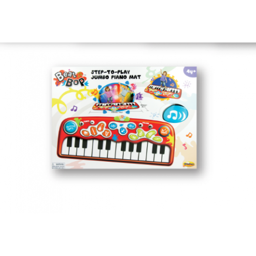 MG Toys STEP TO PLAY JUMBO PIANO 410100 - 1251