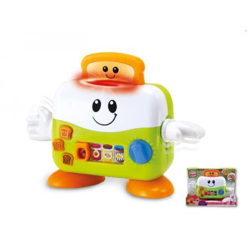 MG Toys Ο ΚΥΡΙΟΣ ΤΟΣΤΑΚΗΣ 423000 - 1256