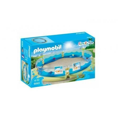 Playmobil 9063 Περίφραξη Θαλάσσιων Ζώων - 1373