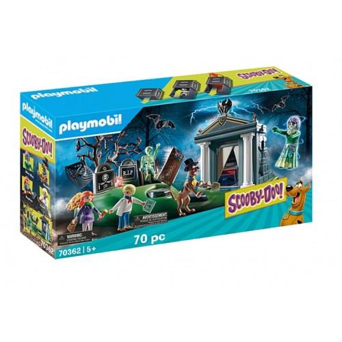 Playmobil 70362 SCOOBY-DOO! Περιπέτεια στο νεκροταφείο - 1410