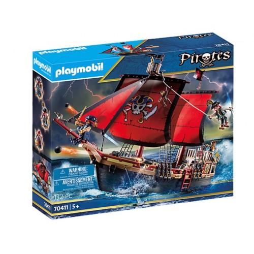 Playmobil 70411 Πειρατική Ναυαρχίδα - 1414