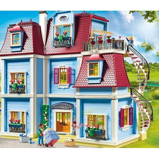 Playmobil 70205 Dollhouse Τριώροφο Κουκλόσπιτο - 1441