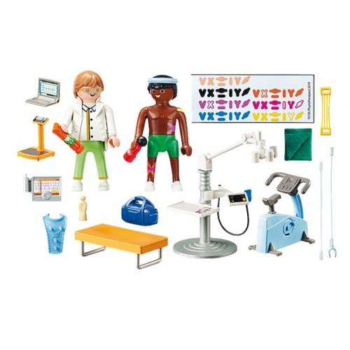 Playmobil 70195 Κέντρο Φυσικοθεραπείας - 1461