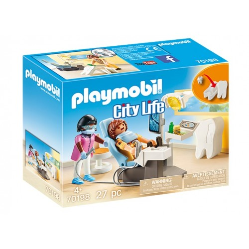 Playmobil 70198 Οδοντιατρείο - 1463