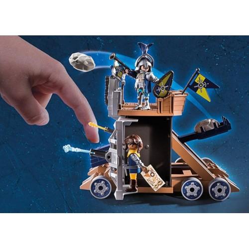 Playmobil 70391 Novelmore Πολυορκητικός Πύργος Του Νόβελμορ - 1492