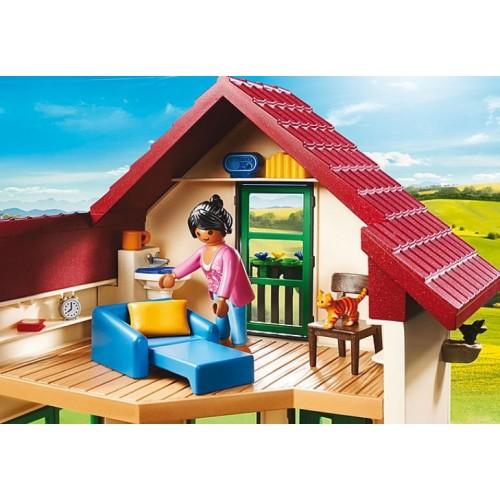 Playmobil 70133 Αγροικία Με Ζωάκια - 1502