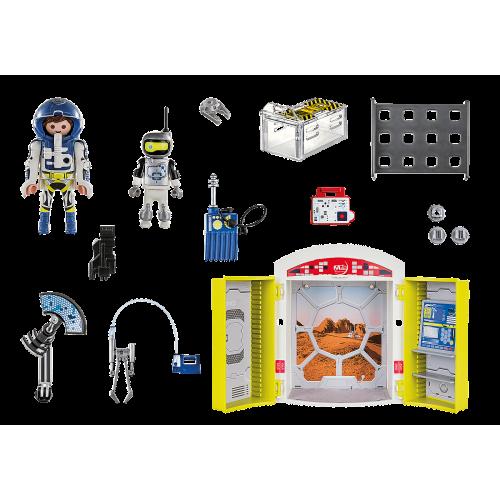 Playmobil Space 70307 Play Box Διαστημικός Σταθμός - 1819