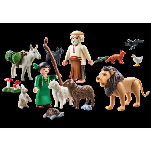 Playmobil Play & Give 70621 2020 Μύθοι του Αισώπου - 1826