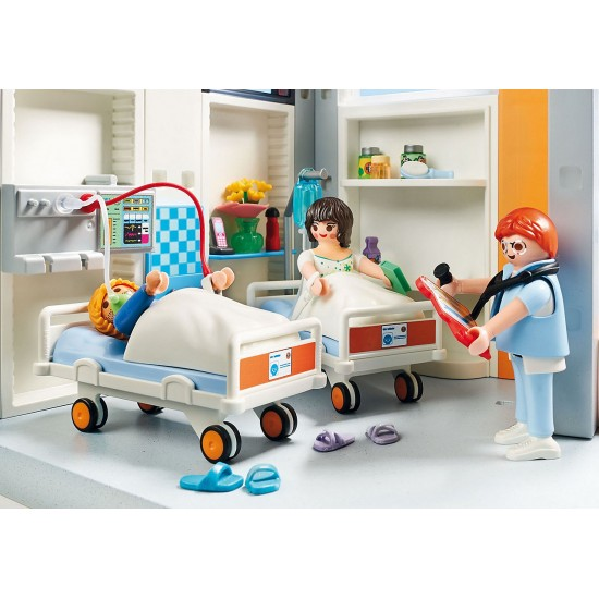 Playmobil 70191 Κέντρο Υγείας - 1935