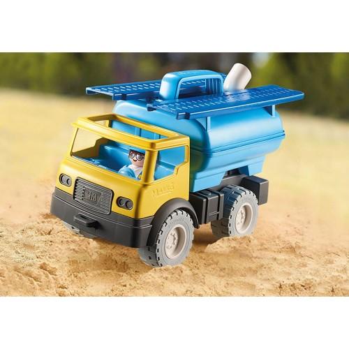 Playmobil Sand 9144 Βυτιοφόρο 1,2,3 - 2070