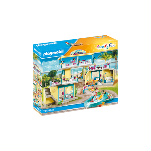 Playmobil Family Fun 70434 PLAYMO Παραθαλάσσιο ξενοδοχείο - 2073