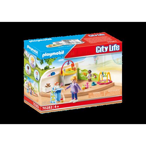 Playmobil City Life 70282 Αίθουσα για μωρά - 2098