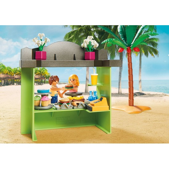 Playmobil Family Fun 70437 Beach Bar - 2101
